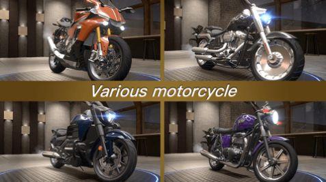 真正的高速摩托驾驶模拟器手游官方IOS最新版图片1