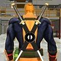 双剑超级英雄逃逸游戏