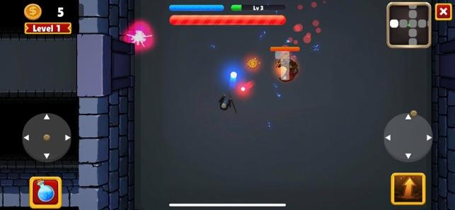 魔法地牢怪物猎人游戏最新汉化版下载图片1