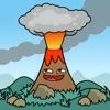 火山爆发模拟器游戏