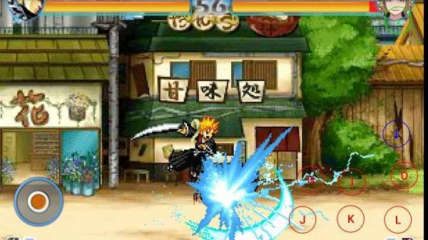 火影忍者mugen游戏结印版手机版下载图片1