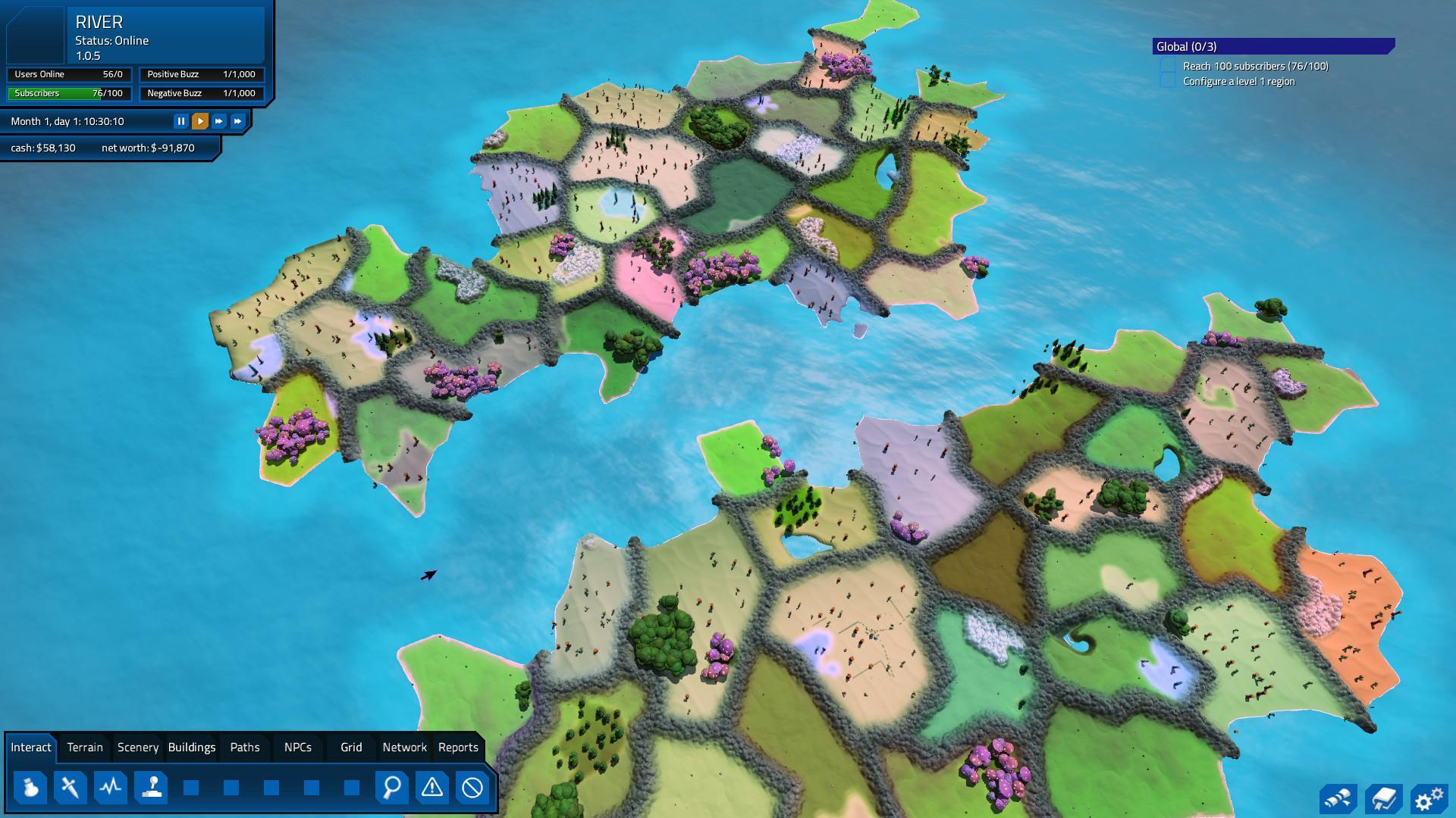 MMORPG大亨2游戏完整汉化版(MMORPG Tycoon 2)图片1