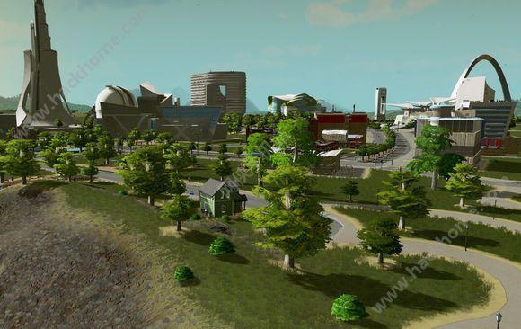 城市天际线日落港口DLC免费下载图片1