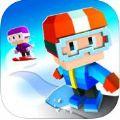 方块滑雪游戏安卓手机版(Blocky Snowboarding) v1.0.95