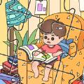 梦幻小镇拼图游戏官方最新版 v1.1.0