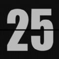 抖音一个黑色全屏的计时器app下载安装 v1.5