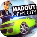 火力全开之开放城市中文无限金币内购iOS破解版(Madout Open City) v2