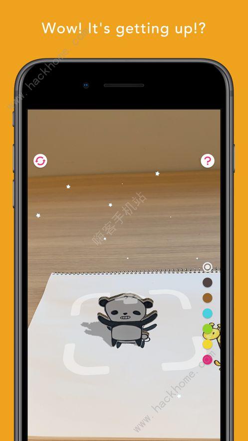 RakugakiAR是什么软件 RakugakiAR使用方法教程分享[多图]图片2