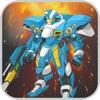 机器人大战太空战争游戏