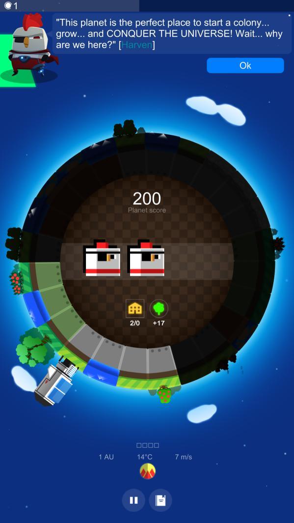 我的星球评测:来经营一颗星球吧![多图]
