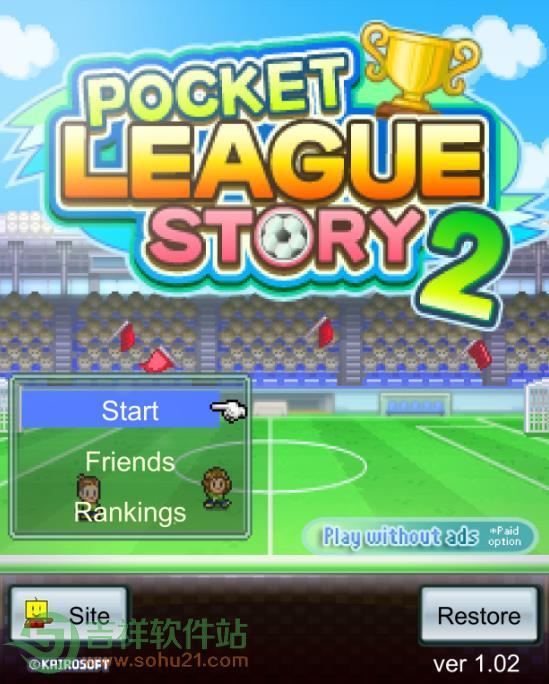 冠军足球物语2(Pocket League Story 2)评测:从最初打造最强球队[多图]
