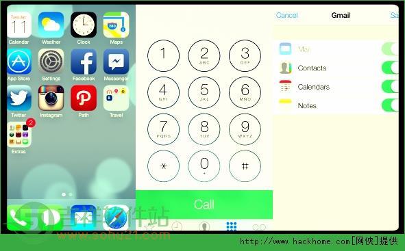 苹果iphone IOS6.13到IOS7.1.2越狱后更换字体详细教程[图]