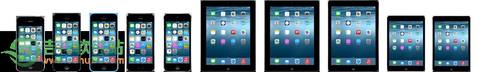 苹果ios8支持哪些设备呢?[图]