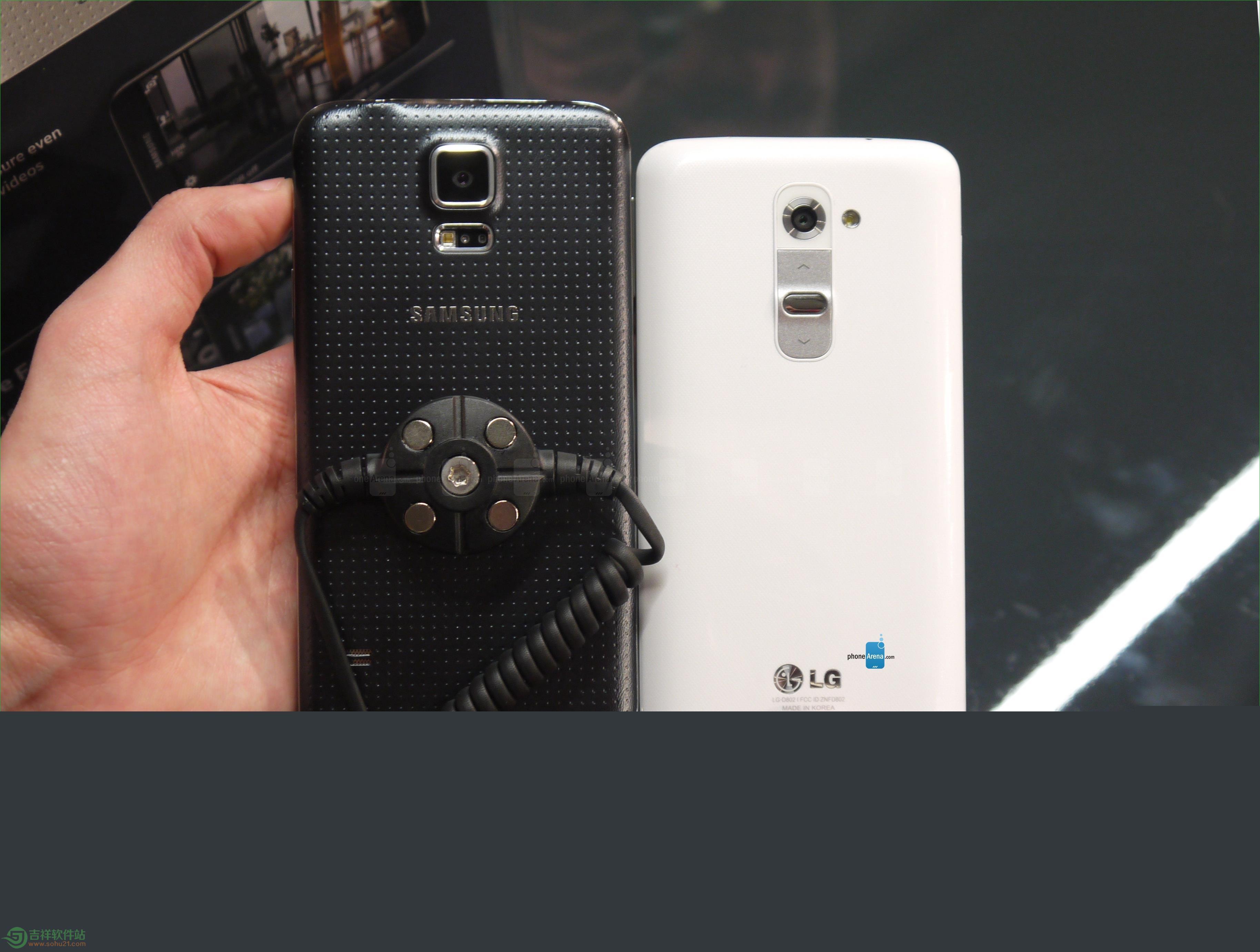 LG G2和三星S5买哪个好? LG G2和三星S5对比图文评测[多图]