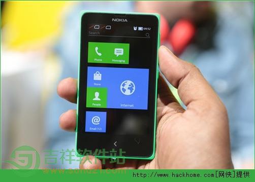 诺基亚99-109欧元安卓机NokiaX怎么样?Nokia X配置详解![图]