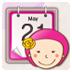 女生生理周期日历app下载手机版 v4.0